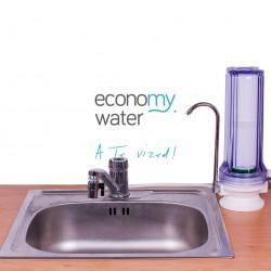 Asztali víztisztító KDF-fel (FHCTF+FCCB KDF-STO)