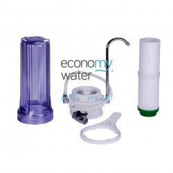 Asztali víztisztító ezüsttel és KDF-fel (FHCTF-FPP-GAC+KDF+SILVER)