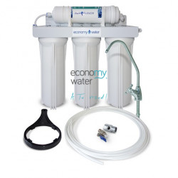 Economy Water 4 lépcsős víztisztító berendezés ultraszűrővel